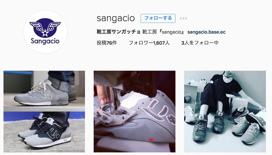 靴工房サンガッチョさん sangacio • Instagram写真と動画