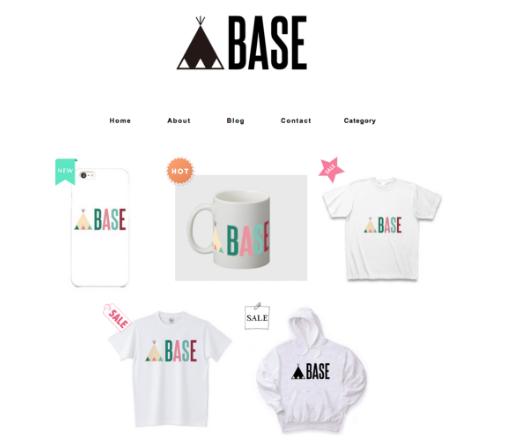 ラベル   BASE Apps